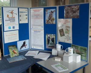 EBwS Stand at Fingringhoe